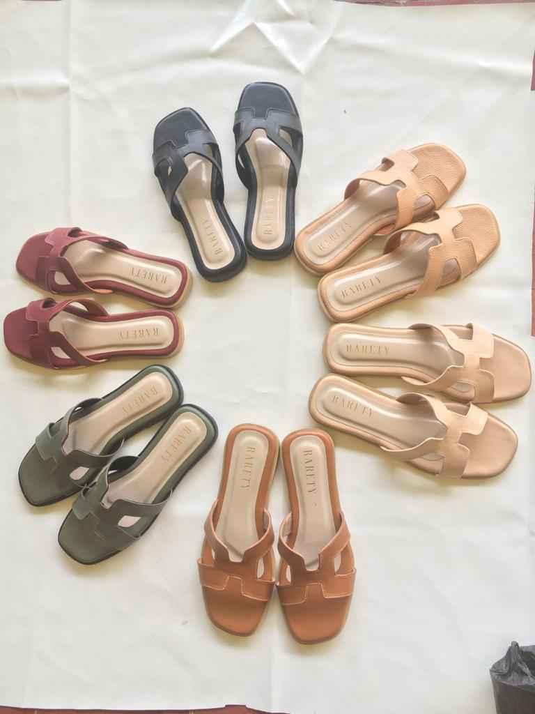 Aneka Model Produksi Sepatu dan Sendal Wanita