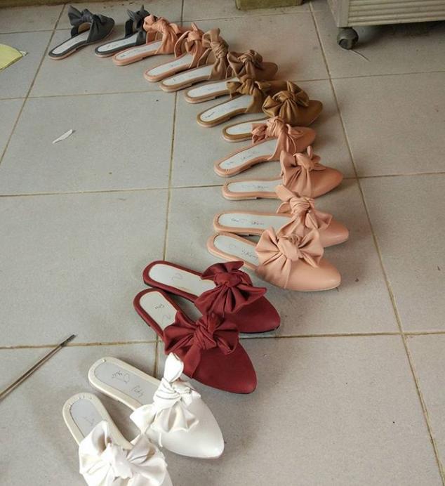 Aneka Model Sepatu Selop