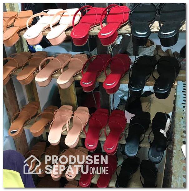 Bisnis Jualan Sandal Wanita Online