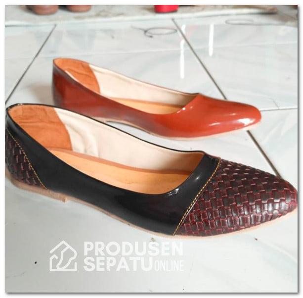 Flatshoes Model Motif Lucu Keren