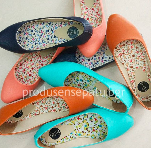 Kreasi Desain Simple dan Lucu Flatshoes Wanita