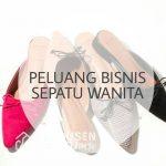 Peluang Bisnis Sepatu Wanita