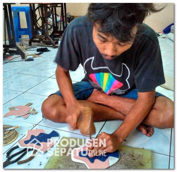 Pengrajin Sepatu Bandung