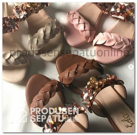Produsen Sandal Payet 3D Wanita