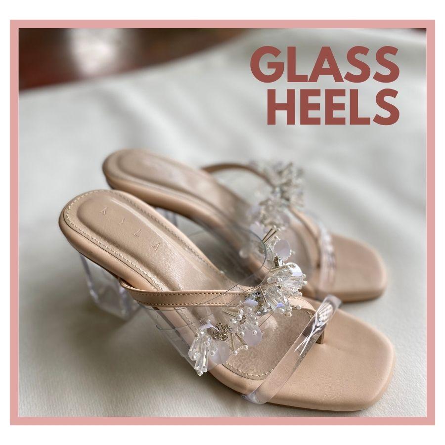Produsen Sepatu Glass Heels