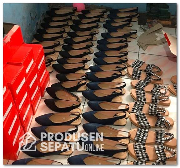 Produsen Sepatu Wanita Murah Berkualitas