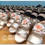 Sendal Payet 3D Cewek Cantik