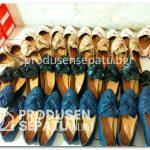 Sepatu Flatshoes Motif Pita Lucu