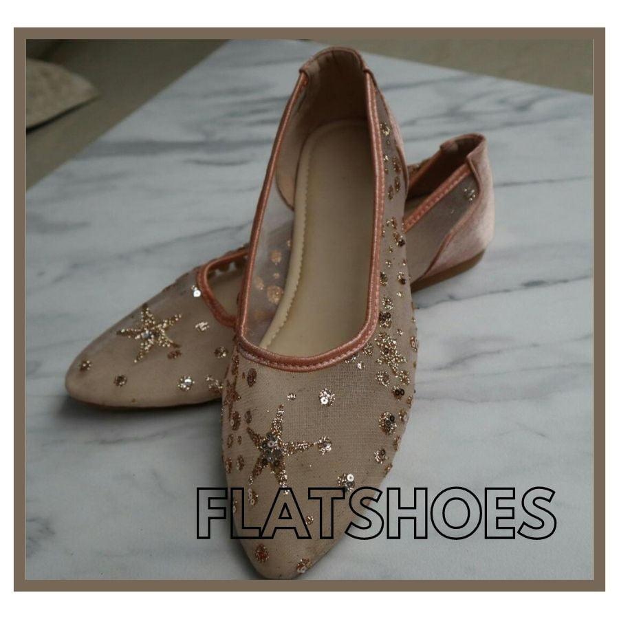 Sepatu Flatshoes keren