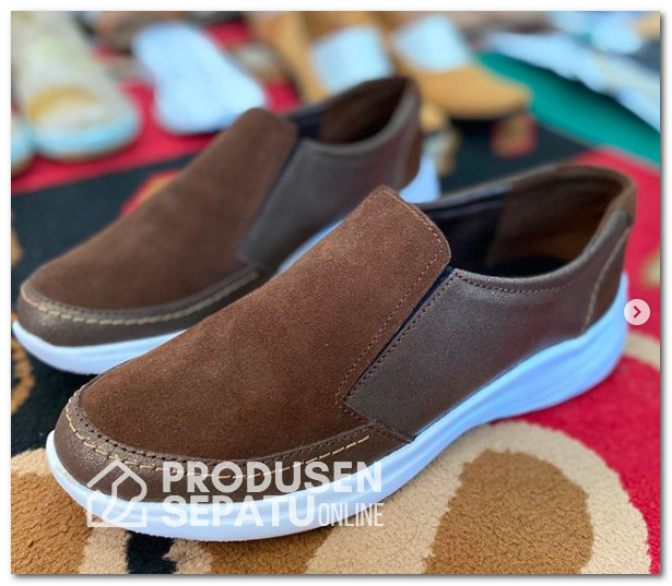 Sepatu Pria Kerja