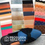 Sepatu Mules dengan bahan berkualitas