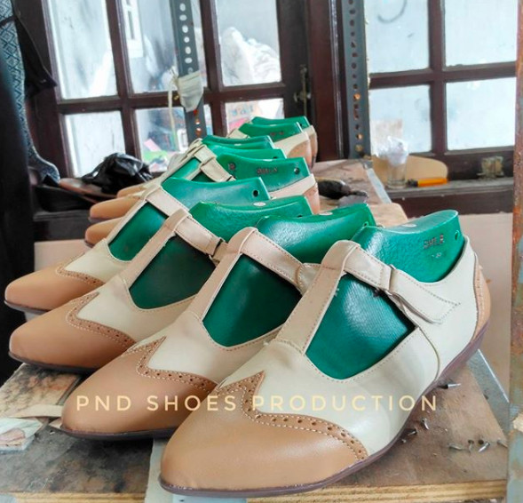Sepatu Wanita Lucu Flatshoes
