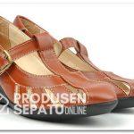 Sepatu Wanita Wedges Keren Lucu