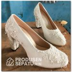 Sepatu Wedding High Heels