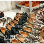 Sepatu flatshoes model cantik untuk Wanita