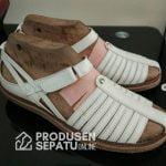 Sepatu sandal wanita cantik muslimah