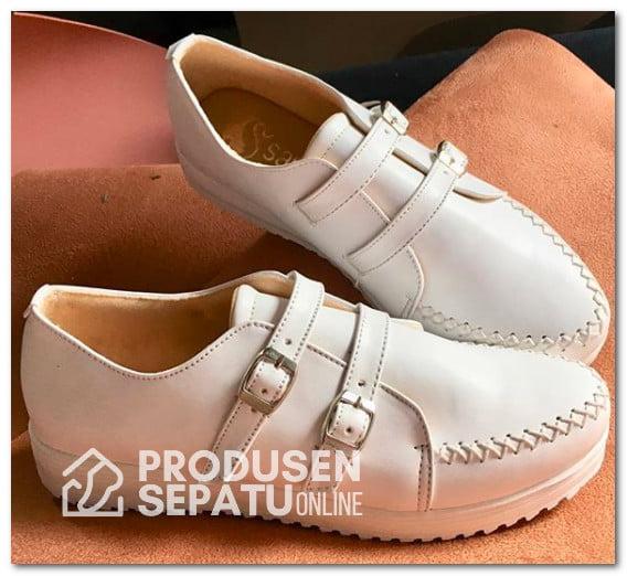 Sneakers Wanita Lucu Bahan Premium Handmade lokal