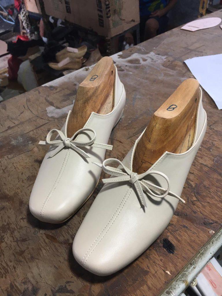 Sepatu Flatshoes Tali Lucu