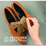 Bikin Sepatu Merk Sendiri