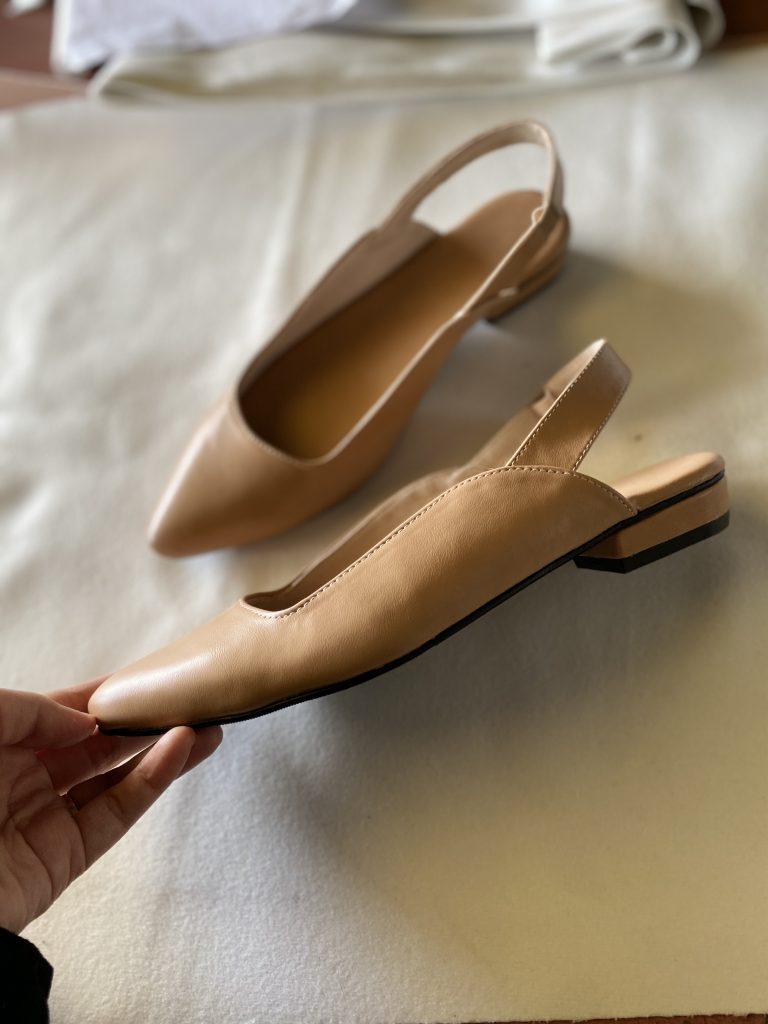 Jasa Pembuatan Sepatu dengan Merk Sendiri