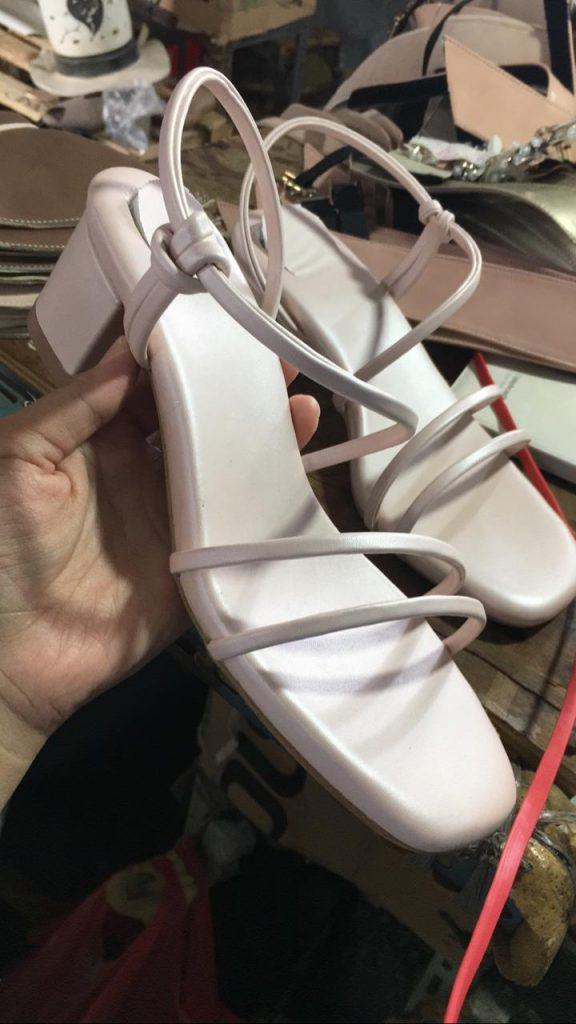 Sandal Korea Tali Heels