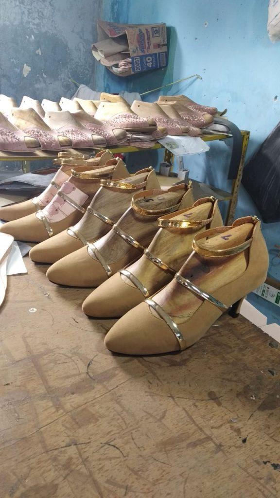 Sepatu Hak Cone Pointed Heels