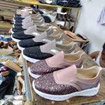 Sepatu Sneakers Cewek Desain Sendiri