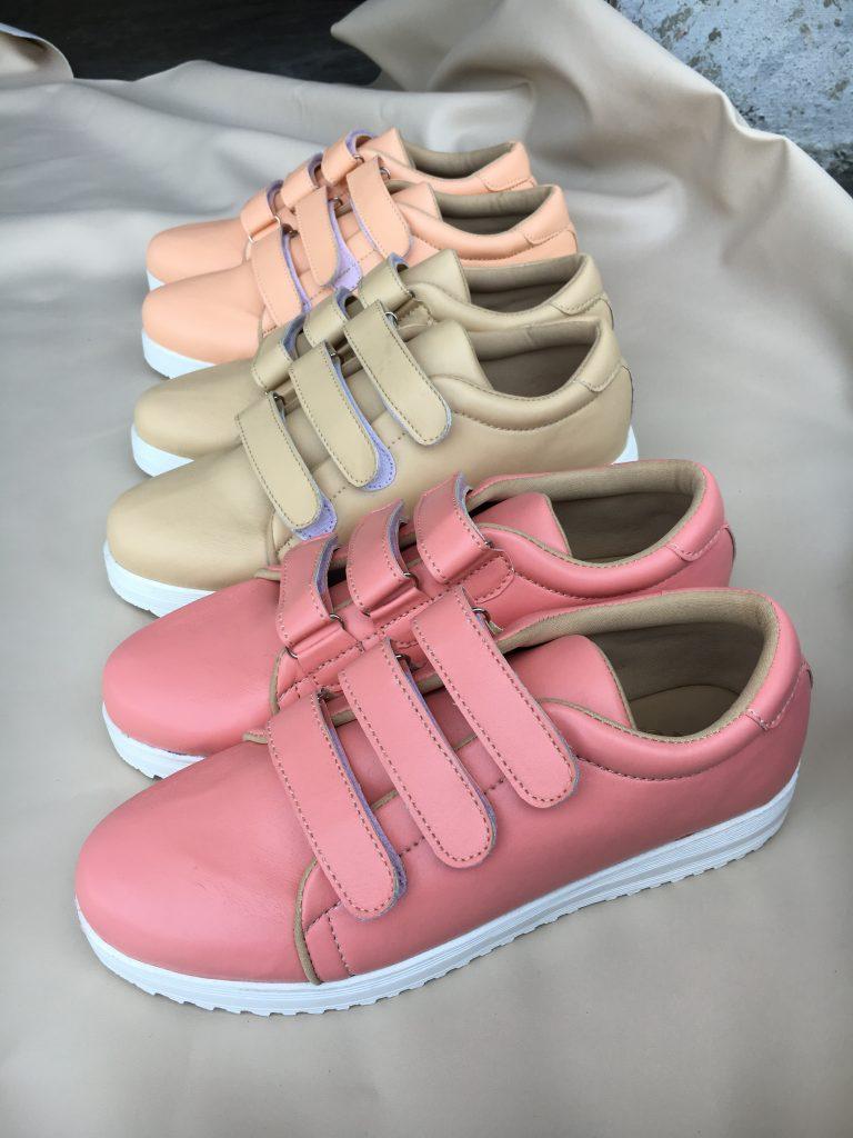 Sepatu Sneakers Wanita Lucu Custom