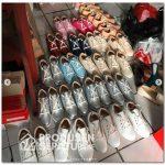 Aneka Model Sneakers Cewek Tali