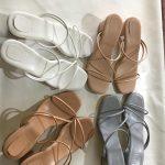 Sandal Korea Wanita Cantik Lucu